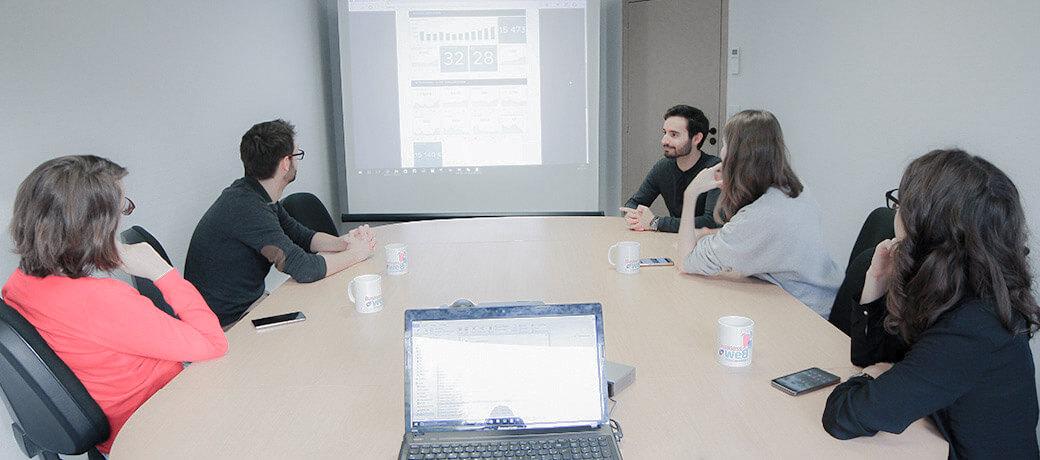 Rapport de visibilité sur le web