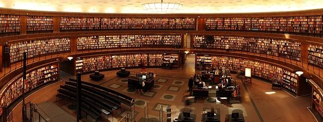 Bibliothèque, Index SEO