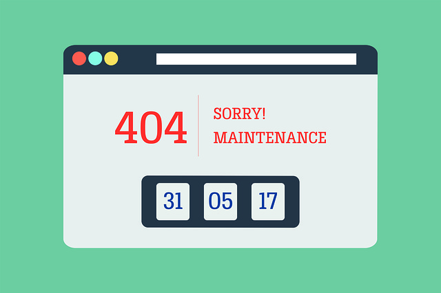Pages erreur 404 SEO